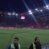 Fluchtlichtatmosphärein Mainz