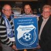 Geschenkübergabe der Rohrbacher Delegation an die Freunde aus dem Ruhrgebiet