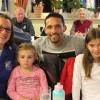 Gruppenfoto mit Tündi, Kids und Kevin