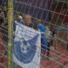 Andy mit dem FC-Transparent