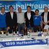 Bei der Podiumsdiskussion 2009 wurde Peter Hofmann Ehrenmitglied unseres Fanclubs