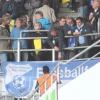 Fanclubtransparent im Hoffe-Block